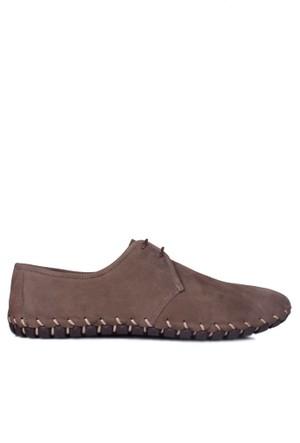 Erkan Kaban 350102 045 725 Erkek Yeşil Havlu Nubuk Yazlık Ayakkabı