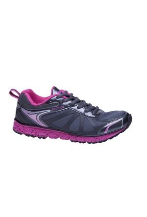 Slazenger Abdo Koşu Kadın Ayakkabı Gri