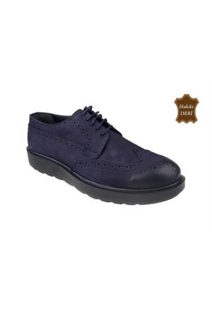 Wolfland 200 57 Hakiki Deri Klasik Ayakkabı