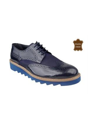 Wolfland 201 9257 Hakiki Deri Klasik Ayakkabı