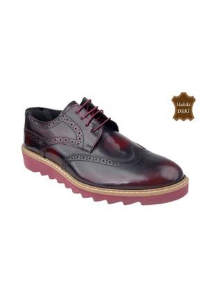 Wolfland 201 K 106 Hakiki Deri Klasik Ayakkabı