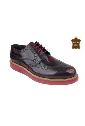 Wolfland 215 106 Hakiki Deri Klasik Ayakkabı