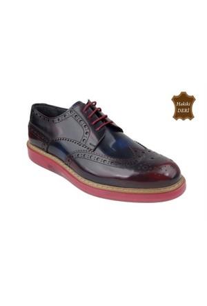 Wolfland 215 106107 Hakiki Deri Klasik Ayakkabı