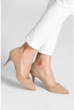 Pembe Potin William Vizon Nubuk Ayakkabı