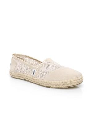 Toms Mesh Wm Alpr Esp 10007857.Natural Ayakkabı