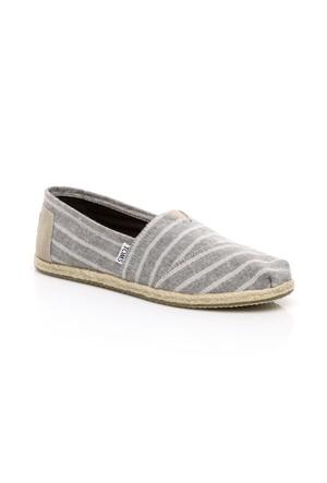 Toms Stripe Wm Alpr Esp 10008001.Brown Ayakkabı