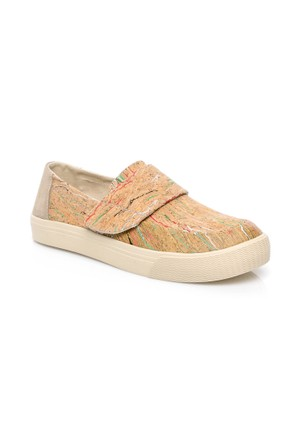 Toms Multi Cork Wm Altr Slipon 10007989.Brown Ayakkabı