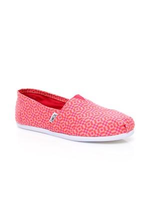 Toms Cayenne Tile Wm Alpr Esp 10008002.Pink Ayakkabı