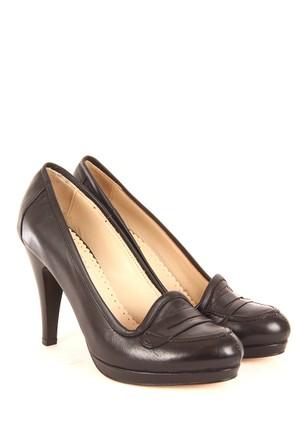 Gön Deri Kadın Ayakkabı 13008