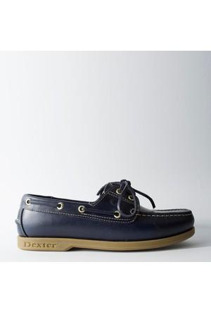 Dexter Navigator Erkek Lacivert Deri Ayakkabı (P911-609)