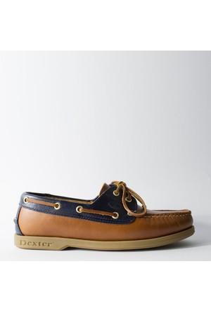 Dexter Navigator Erkek Kahverengi Deri Ayakkabı (P911-56)