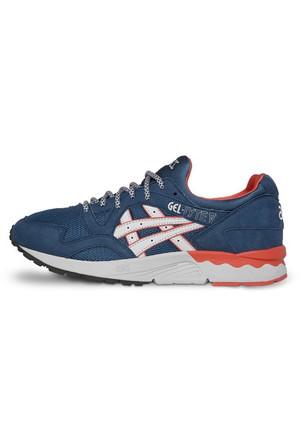 Asics Gel-Lyte V Erkek Mavi Spor Ayakkabı (H6A2Y-4510)