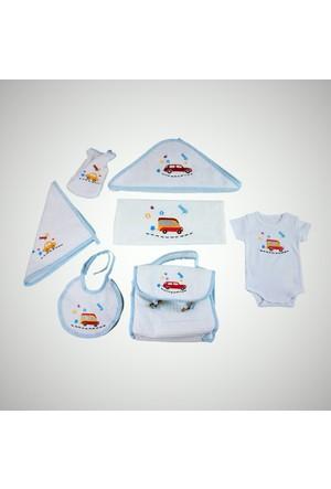 Taç Baby Cars Bebek Seti