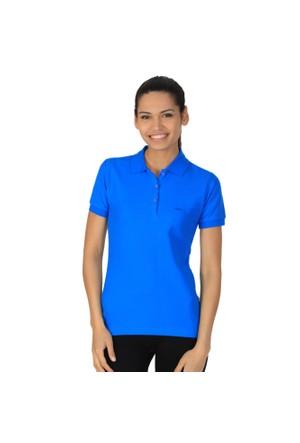 Sportive Polo Pike Kadın T-Shirt
