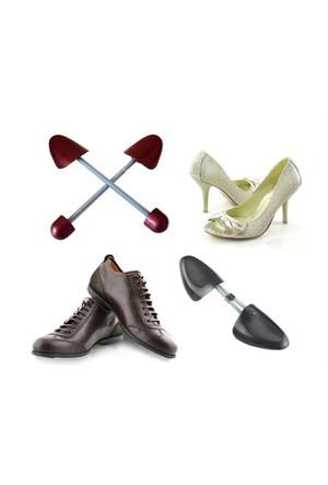 Toptancı Kapında Ayakkabı Kalıbı (Bayan)