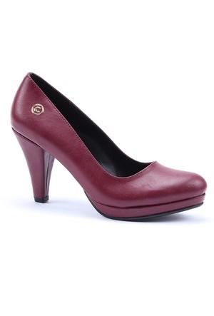 Cudo Platform Topuk Cilt Kadın Ayakkabı