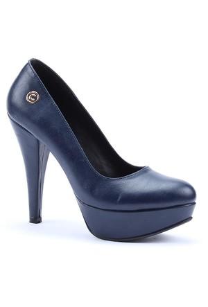 Cudo Cilt Platform Topuk Bayan Ayakkabı