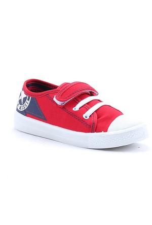 Gezer 2112 Günlük Cırtlı Erkek Çocuk Keten Spor Ayakkabı