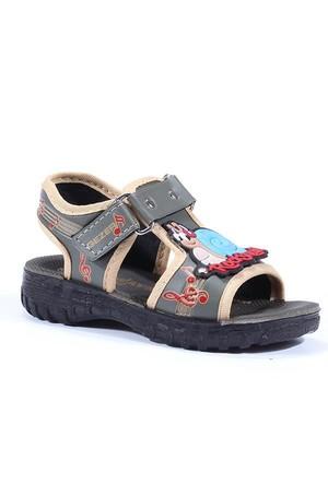 Gezer 8162 Günlük Cırtlı Kız Çocuk Sandalet
