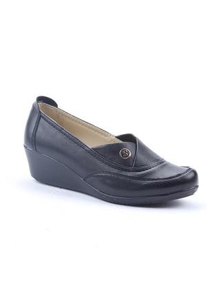 Şng Y-600 Günlük Ortopedik Dolgu Topuk Kadın Ayakkabı