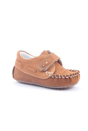 Eys 2500 %100 Deri Günlük Ortopedik İlk Adım Erkek Çocuk Ayakkabı