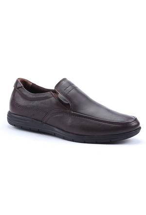 Riwalli 307 %100 Deri Ortopedik Klasik Günlük Erkek Ayakkabı