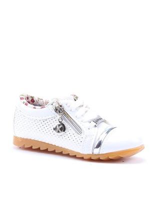 Kimax Rugan Bağcıklı Fermuarlı Ayakkabı