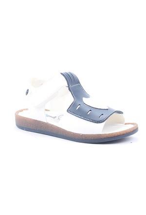 Şirin Bebe 2004 Cırtlı Erkek Çocuk Günlük Ortopedik Sandalet Ayakkabı