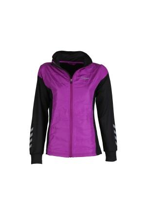 Hummel Carmelita Zip Jacket Sweatshirt