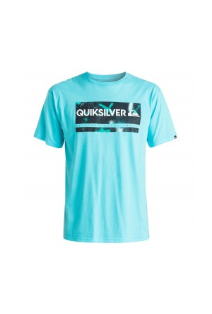 Quiksilver Classic Tee Check My Spray T-Shirt