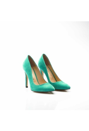 Modabuymus Mint Yeşili Stiletto