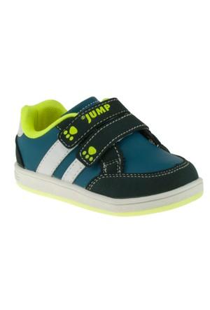 Jump 14147 Patili Cift Cirt Yeşil Çocuk Ayakkabı