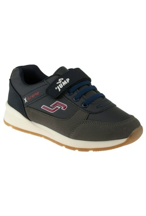Jump 14189 Tek Cirt Lacivert Çocuk Ayakkabı