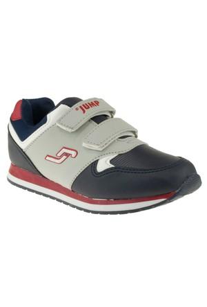 Jump 14707 Cift Cirt Siyah Çocuk Ayakkabı