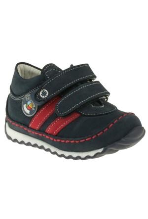 Perlina 204 Çift Cirt Lacivert Çocuk Ayakkabı