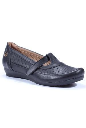 Ayakdaş Lazer Kesim Bayan Ayakkabı