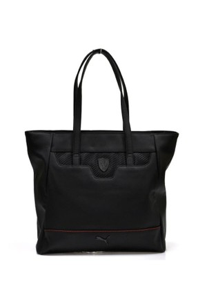 Puma 074205-01 Ferrari Ls Shopper Black