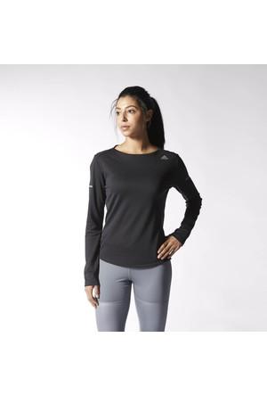 Adidas Aa5106 Run Ls Tee W Uzun Kollu Kadın T-Shirt