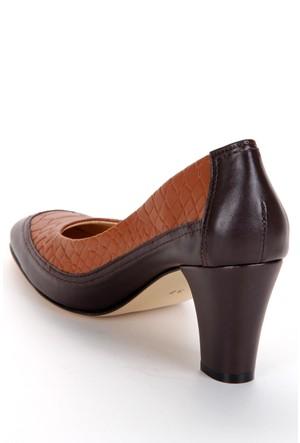 Adonna Bayan Ayakkabı - 18 Kahve