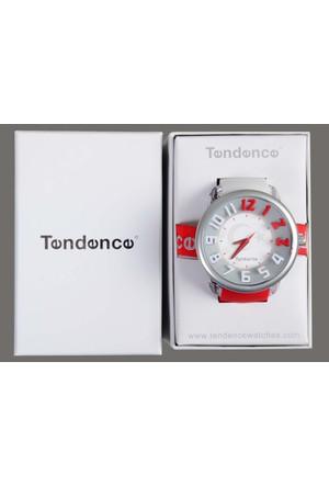 Tendence Özel Tasarım, Kırmızı Beyaz Ay Yıldız Temalı Tendence Saat