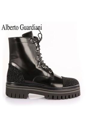 Alberto Guardiani Kadın Bot Gd35023/B/Sa00