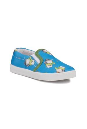 Kinetix A1291685 Mavi Yeşil Erkek Çocuk Sneaker