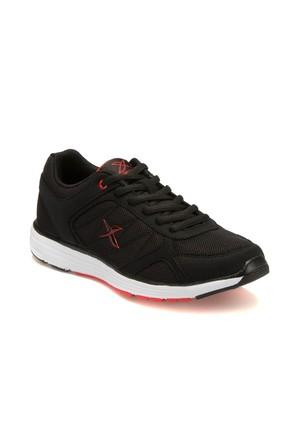 Kinetix A1280435 Siyah Beyaz Kırmızı Erkek Çocuk Koşu Ayakkabısı