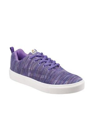 Kinetix A1288607 Mor Kadın Sneaker