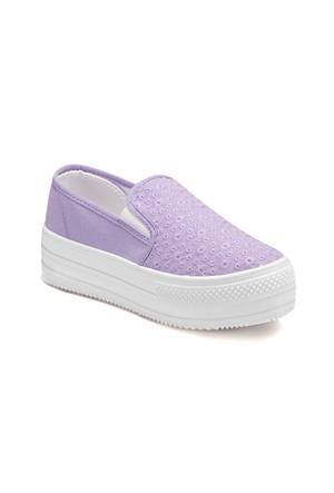 Carmens U1007 Z Pembe Kadın Sneaker