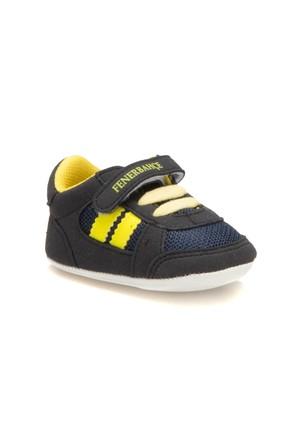Fb A1310042 Lacivert Sarı Erkek Çocuk Sneaker