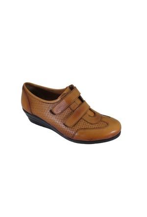 Punto 625051-02 Kadın Günlük Deri Spor Ayakkabı