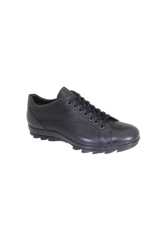 Punto 668141-01 Erkek Günlük Casual Deri Ayakkabı
