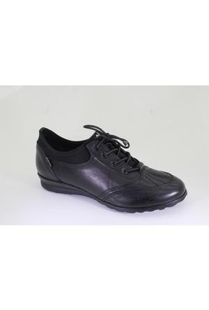 King Paolo L5631 Kadın Deri Günlük Casual Ayakkabı