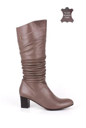 Romani Kadın Vizon Çizme 1126 022 357